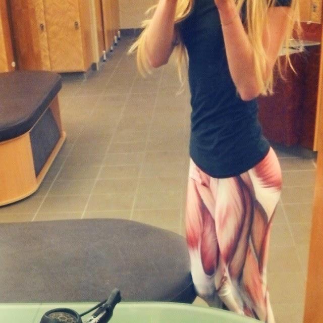muscle leggings fitness tips