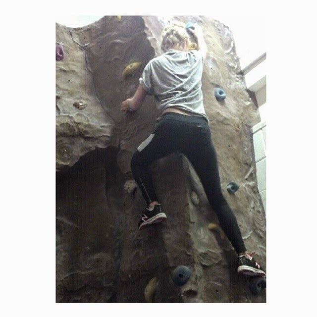 fitness tips for beginners rockclimbing