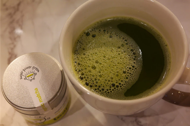 teapigs matcha green tea review