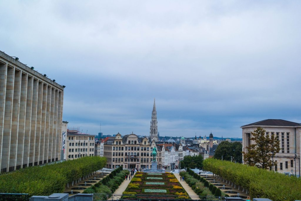 Solo Trip Brussels City Overview