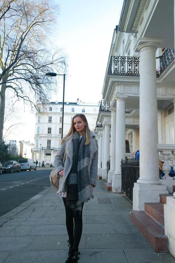 London Notting Hill Fashion Blogger