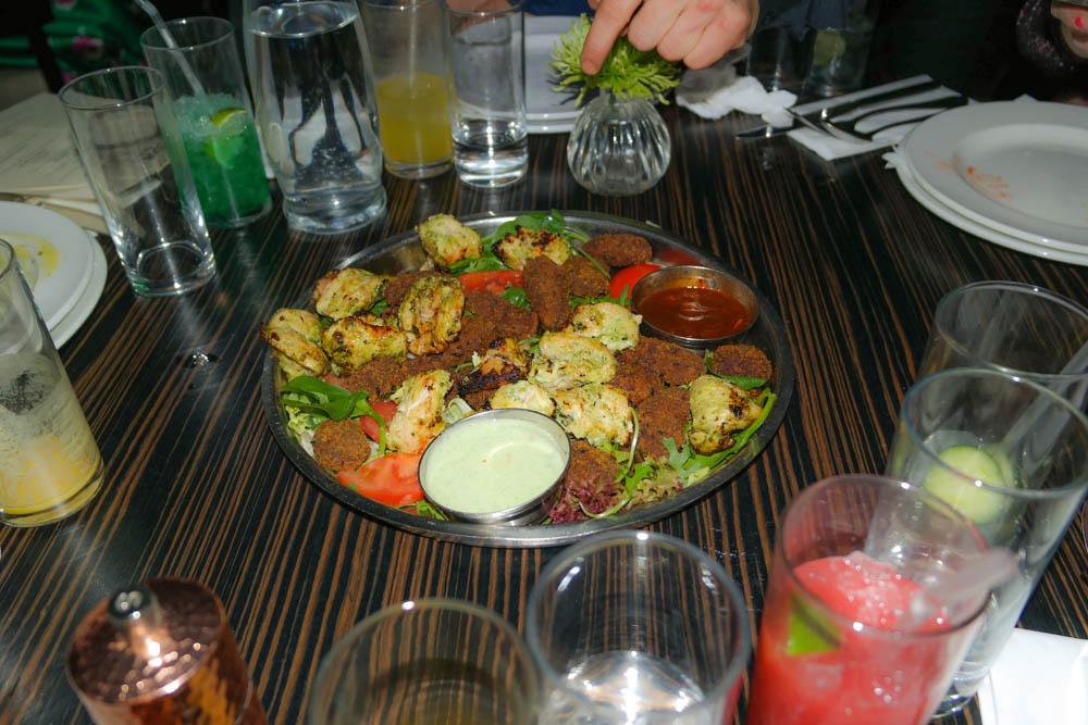 Zouk Indian Restaurant Review