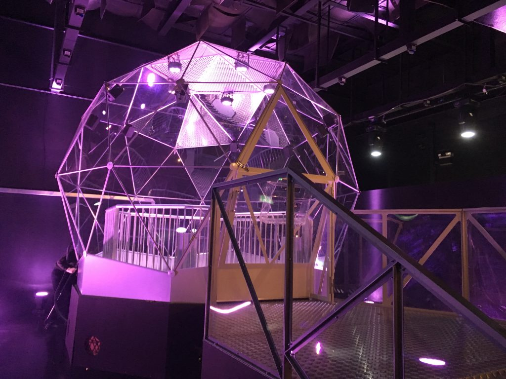 Crystal Maze Experience Manchester Crystal Dome