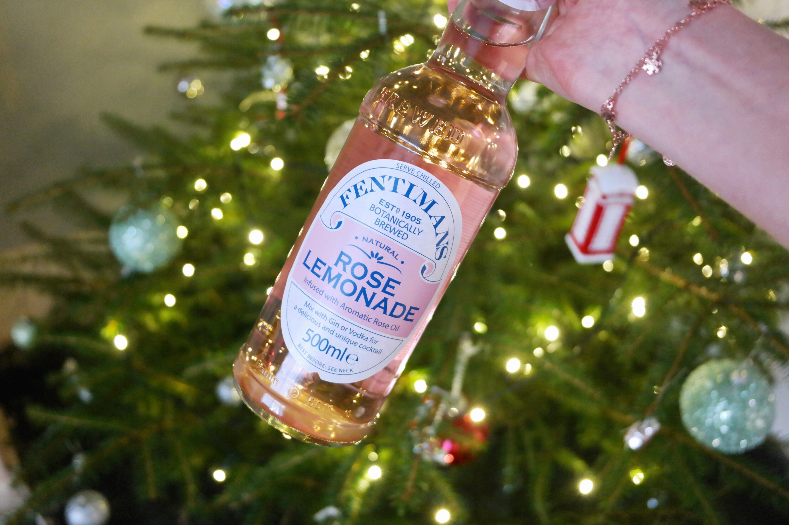 i adorned my house and myself in festive accessories grabbed a fentimans rose lemonade and promised myself that this year christmas would be both - Christmas By Myself This Year