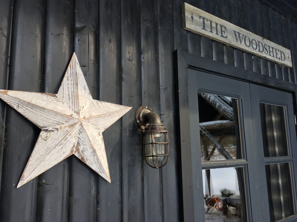 woodshed north star club