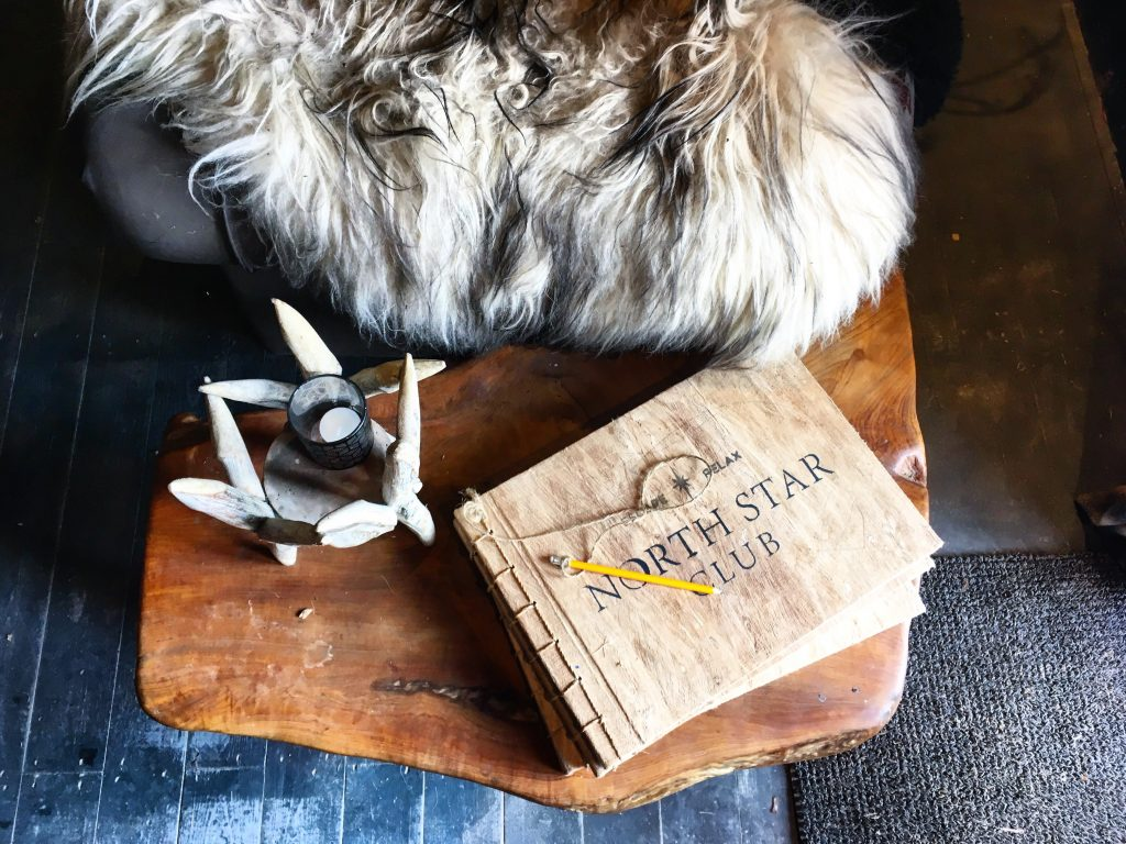 North Star Club Sancton Guest Book