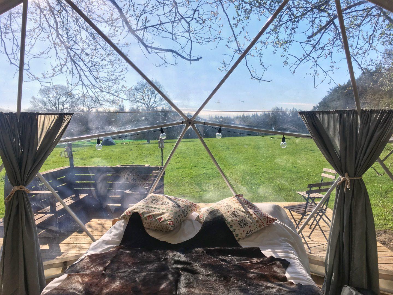 Camp Katur Glamping Yorkshire Dales