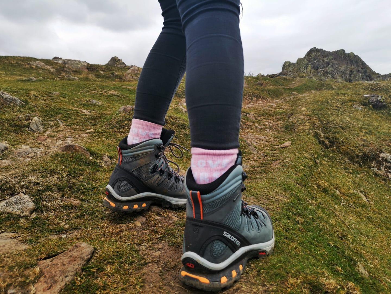 Salomon Quest 4D 3 GTX Review - Women Hiking Boots