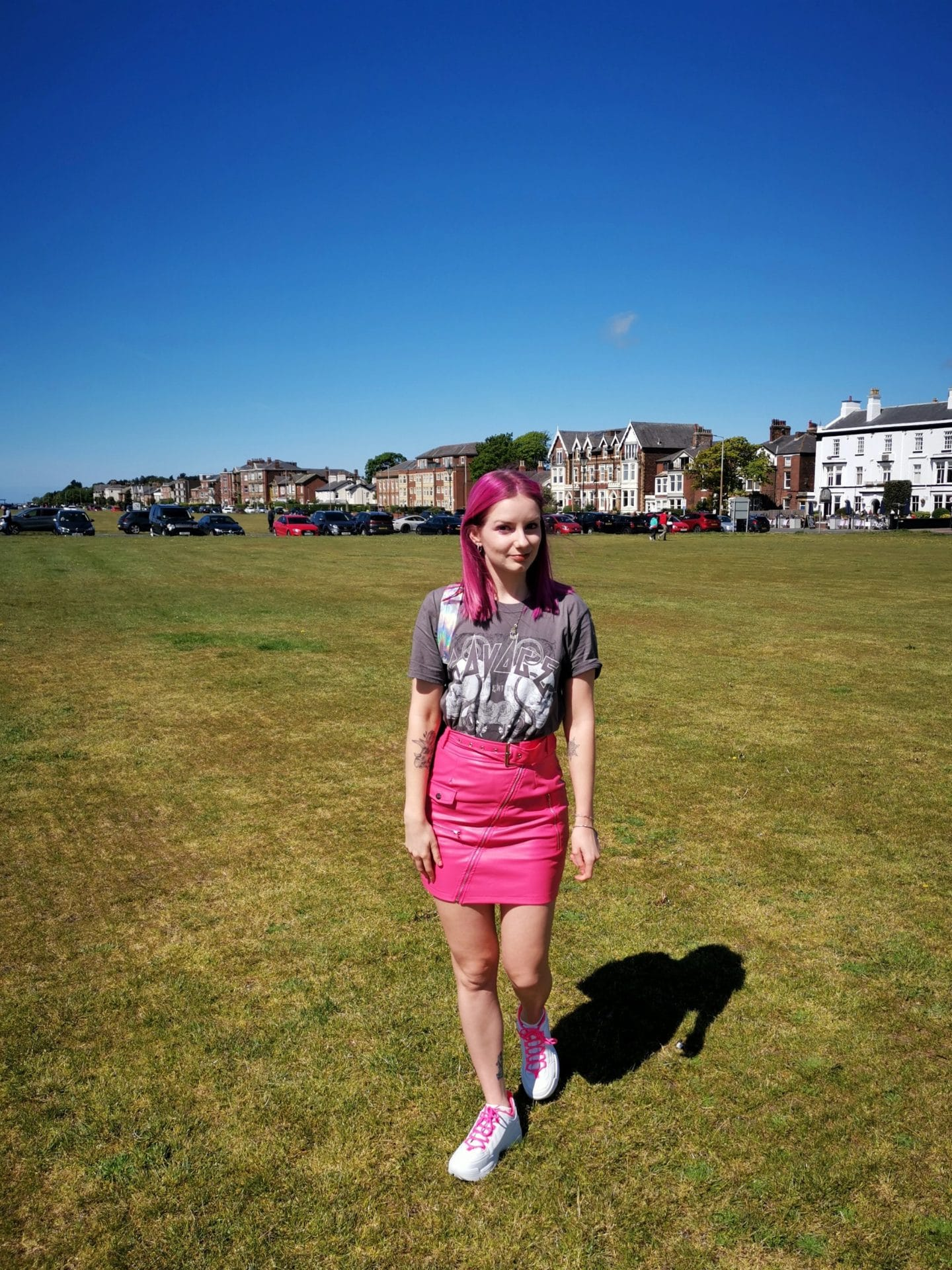 Pretty_Little_Thing_Festival_Outfit_Biker_Skirt