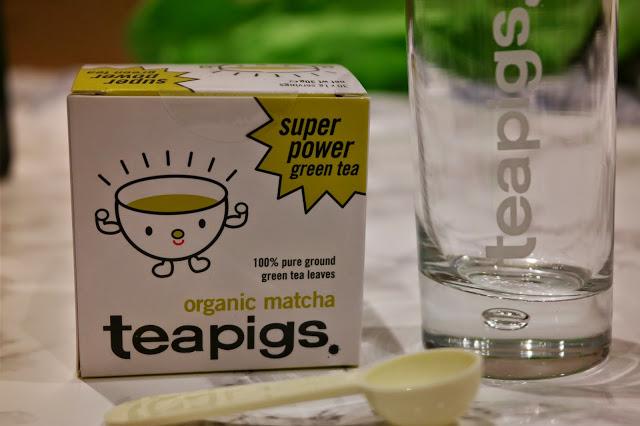teapigs matcha green tea shot