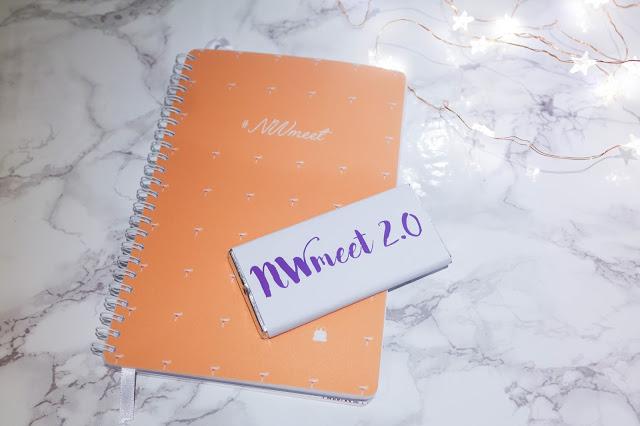NWmeet Blogger Meet up Diary Chocolate Fairy Lights Marble