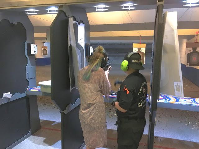 gun garage shooting range las vegas