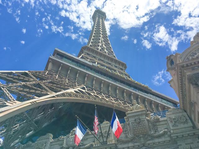 Parisian Las Vegas Eiffel Tower Restaurant