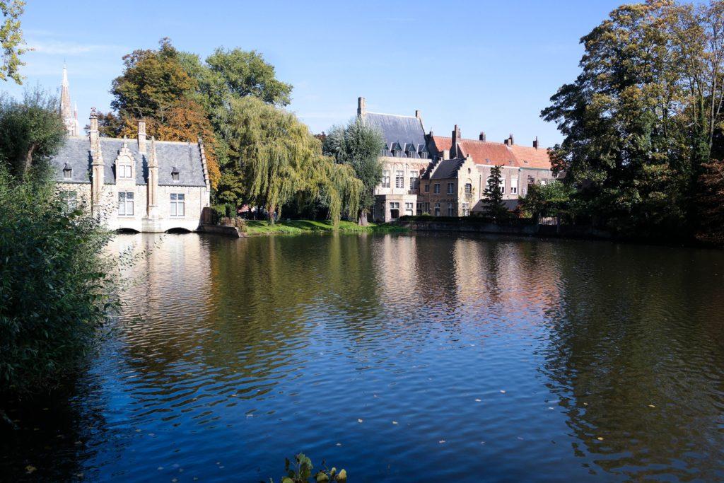 Solo Trip Brussels Bruges