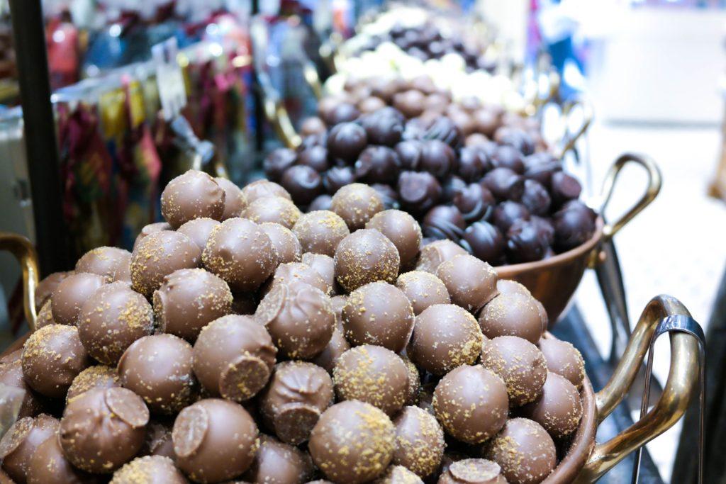 Brussels Belgian Chocolate solo trip