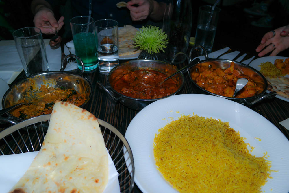 Zouk Indian Restaurant Review