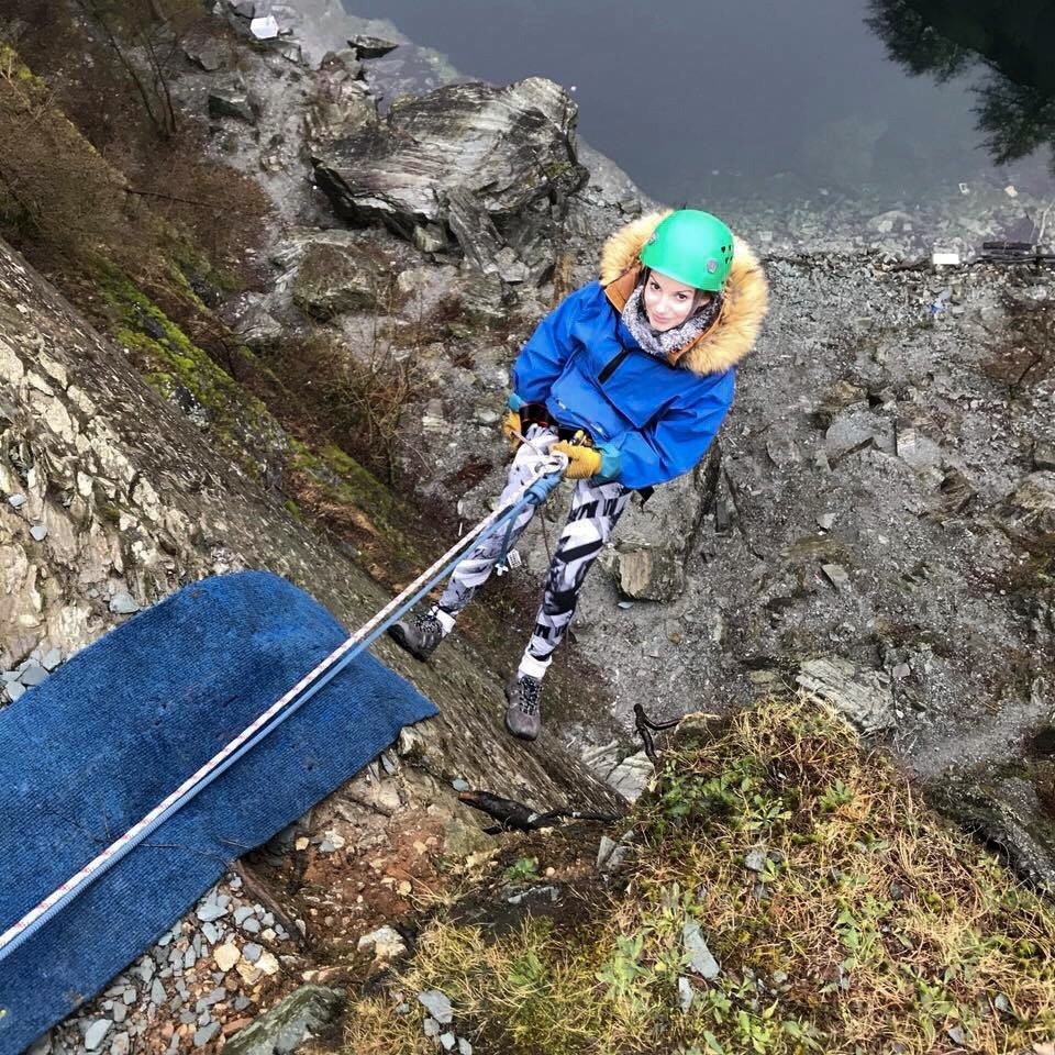 Abseiling-Coniston-Lake-District-Grandiose-Days