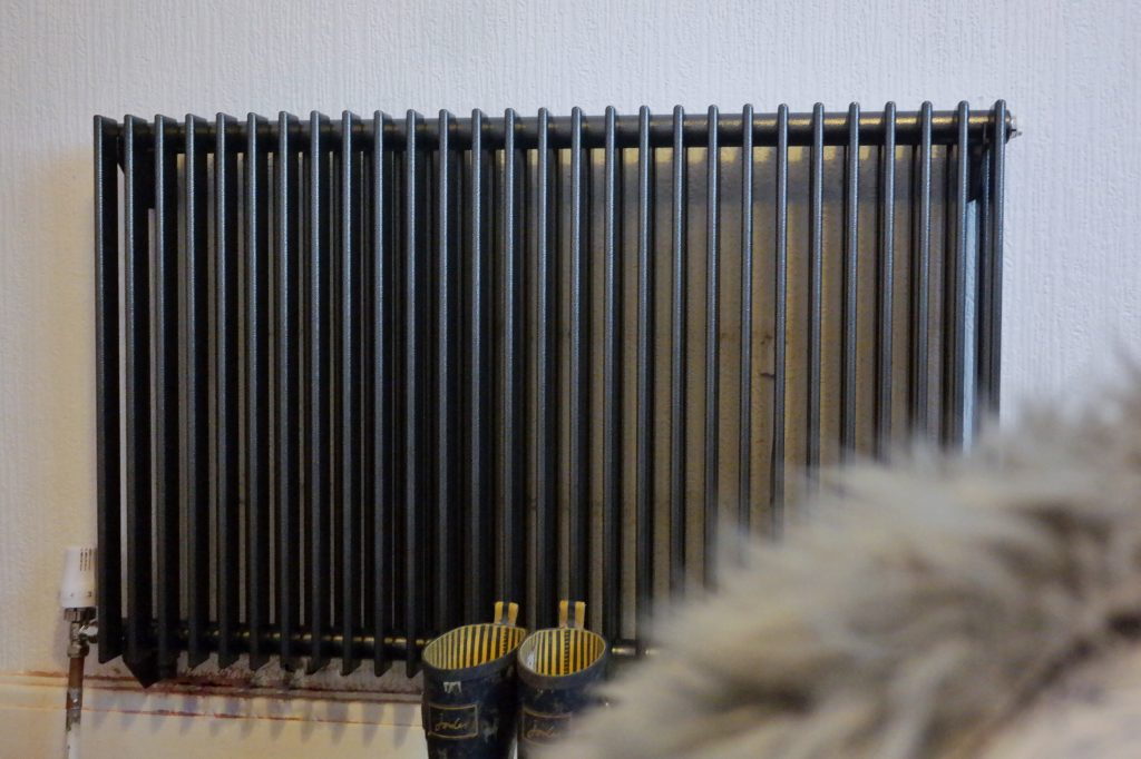 Quinn Radiator Bedroom Style