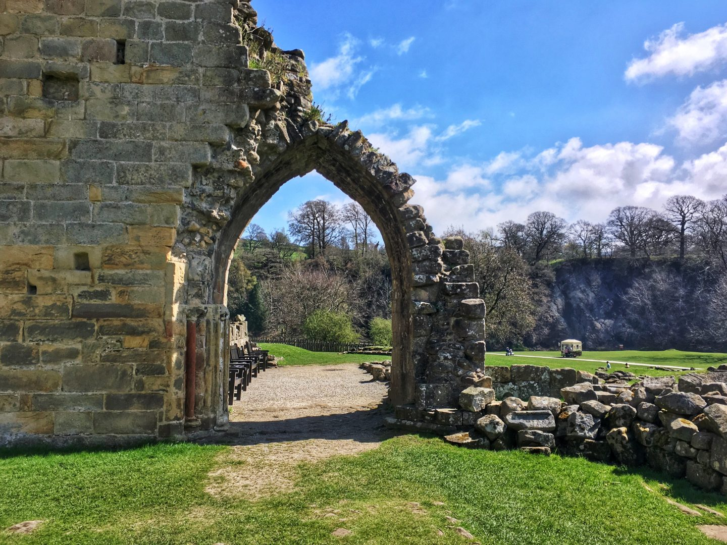 Bolton Abbey Yorkshire Dales