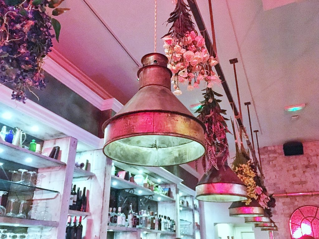 florist liverpool bar cocktails