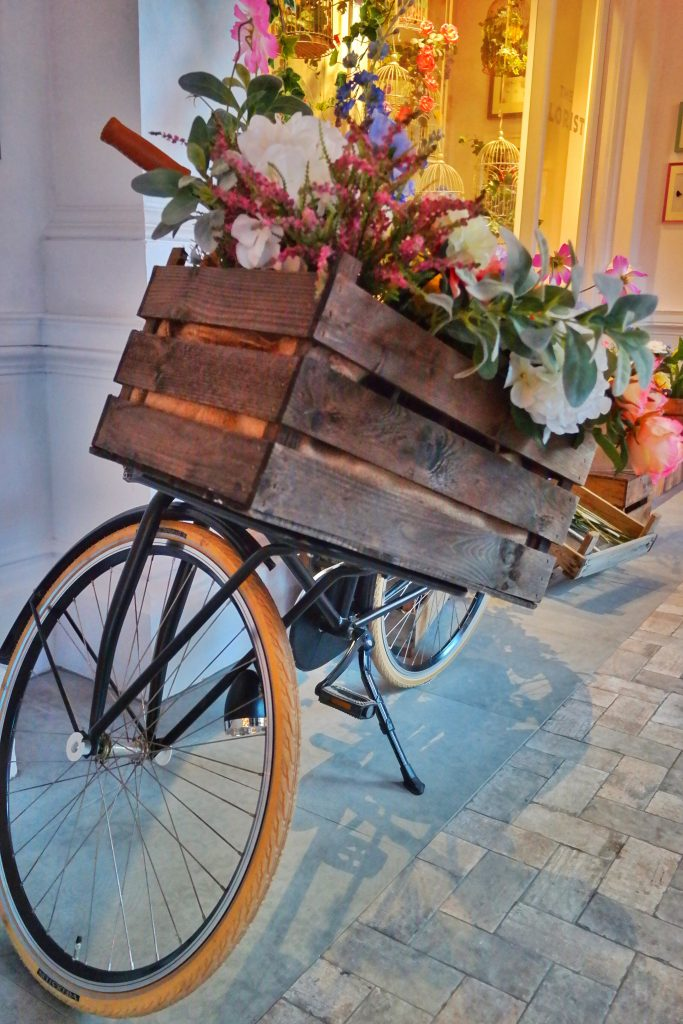 florist liverpool bicycle flowers bar restaurant