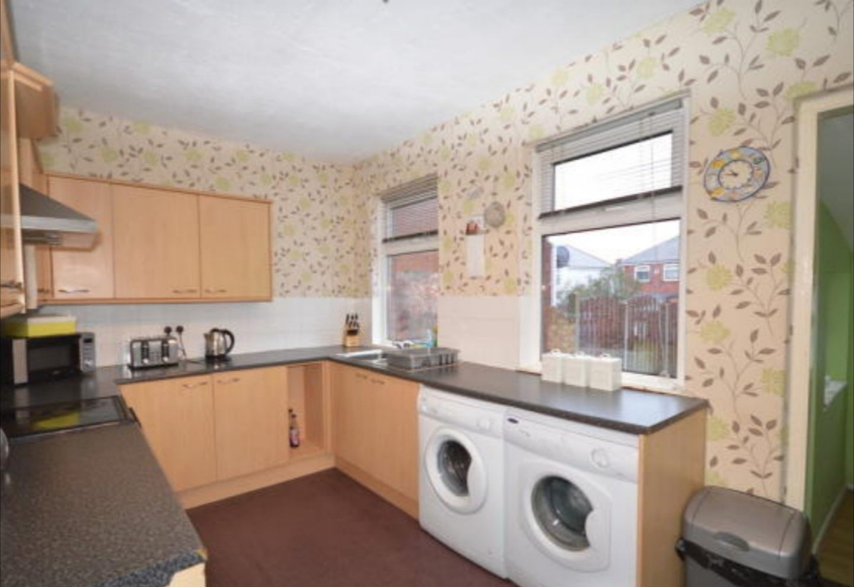 Budget Kitchen Renovation - Before Photo