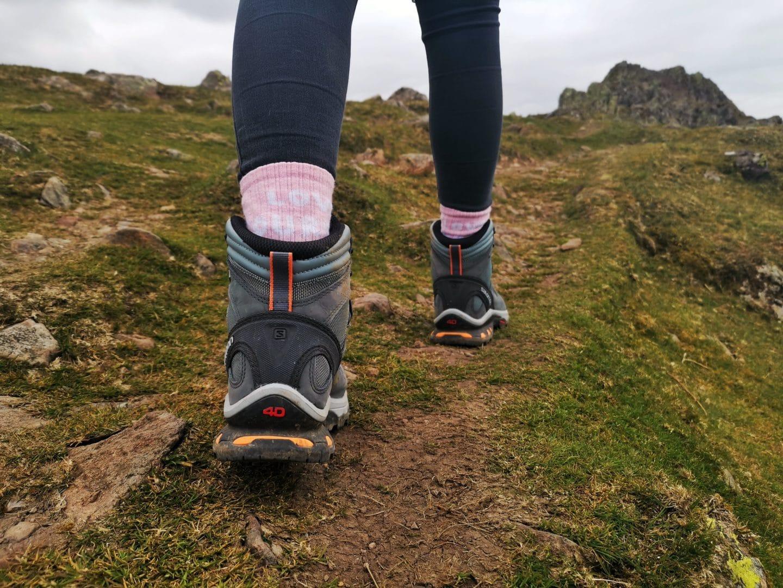 Salomon Quest 4D GTX 3 Women Hiking Boots Review
