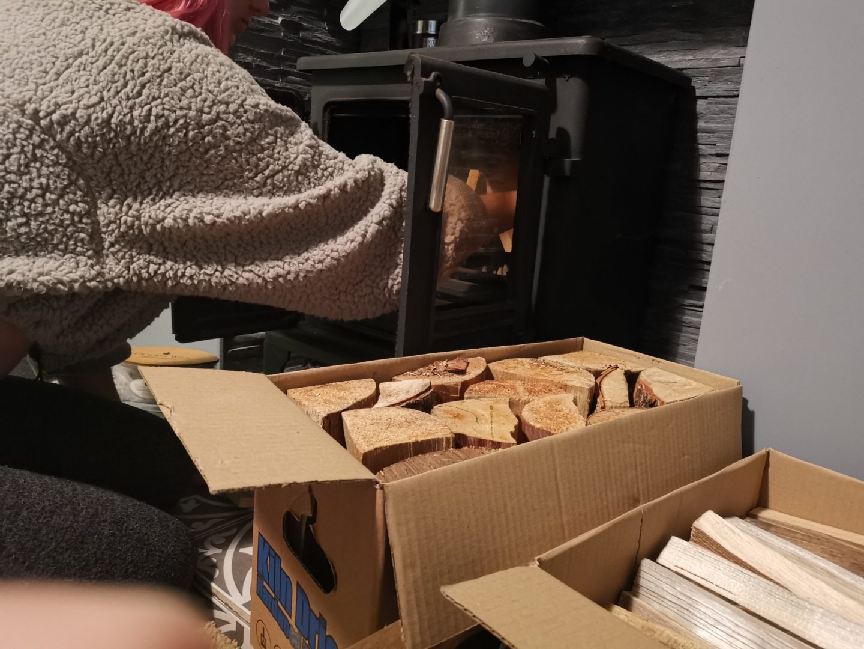 White Horse Energy Kiln Dried Firewood