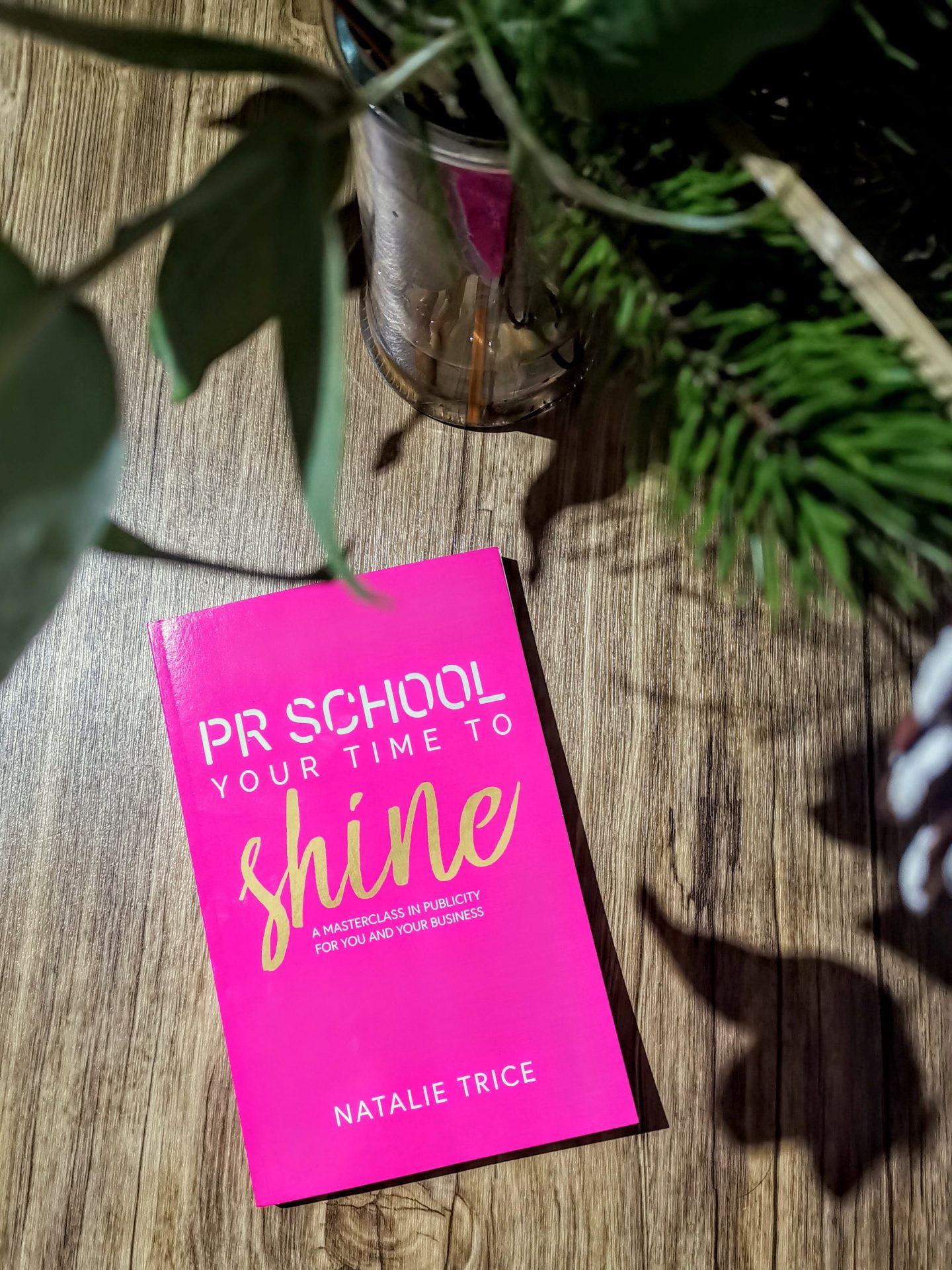 PR School Book by Natalie Trice