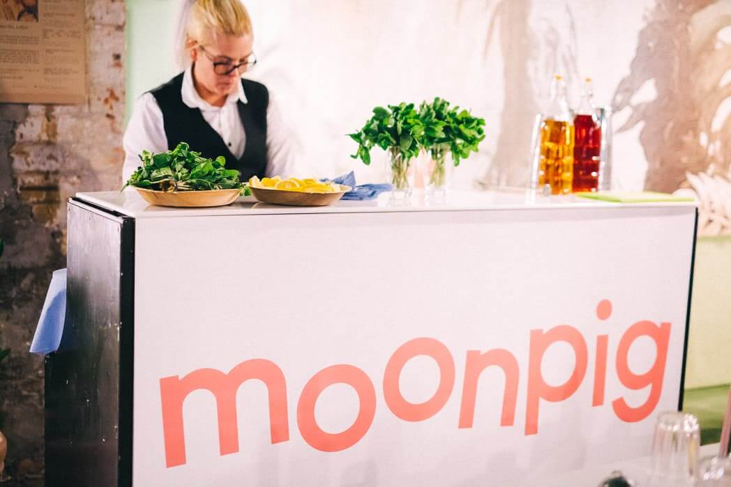 Cocktail and Mocktail Making at Moonpig Event