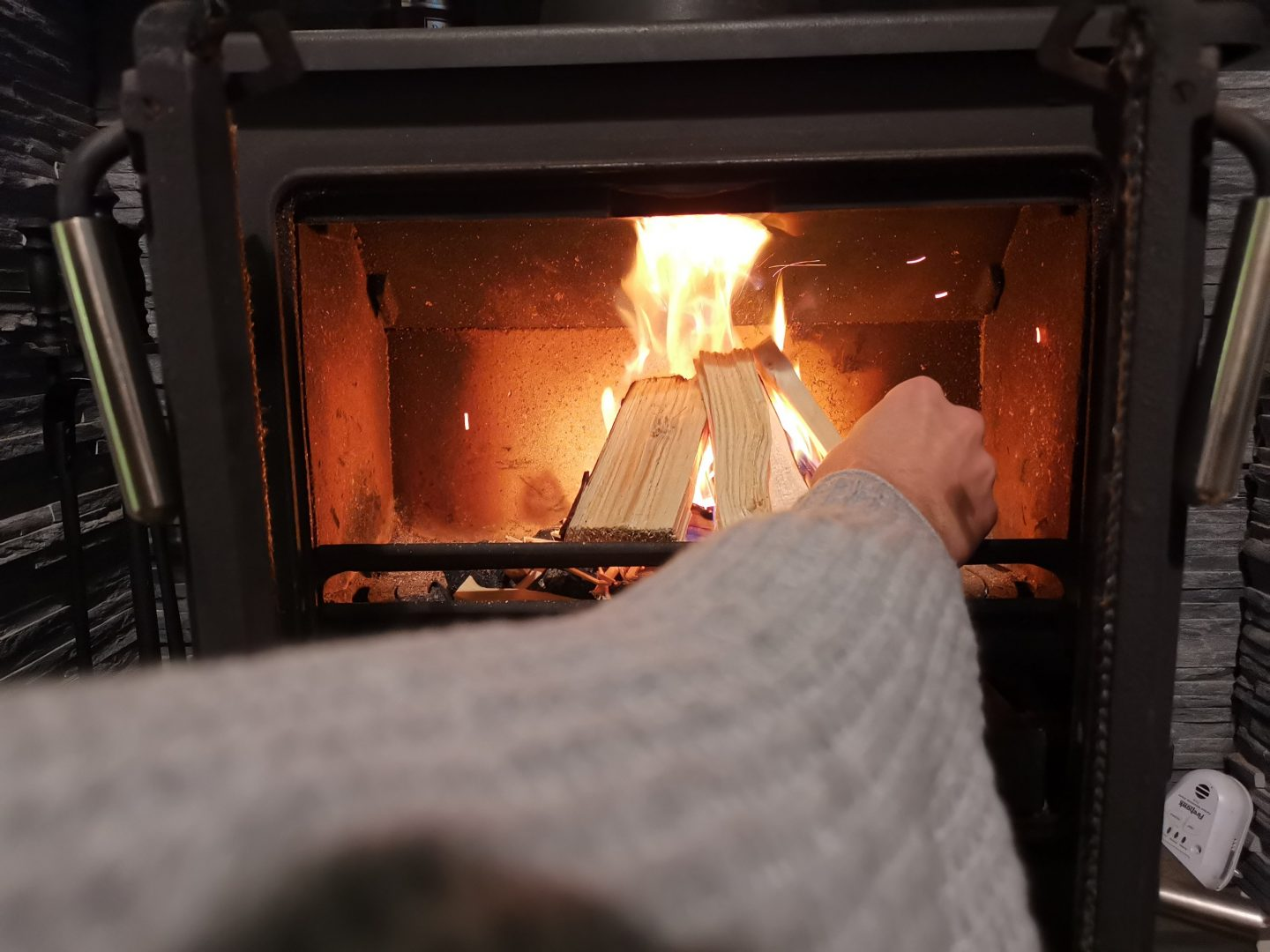 Grandiose_Days - maintain and care for log burner